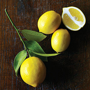 Essential No. 8: Meyer lemon