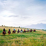 Top 9 dude ranch escapes