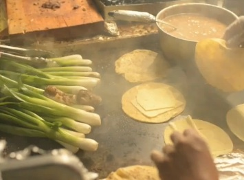 A taste of Tijuana's street food