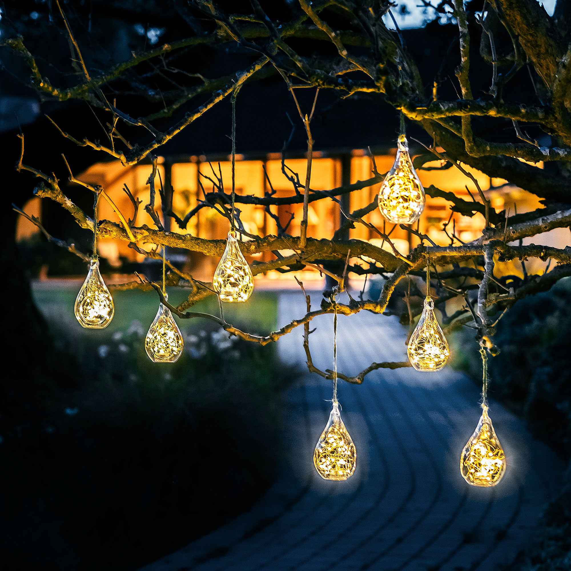 7 Ideas For Outdoor Holiday Lights Sunset Magazine