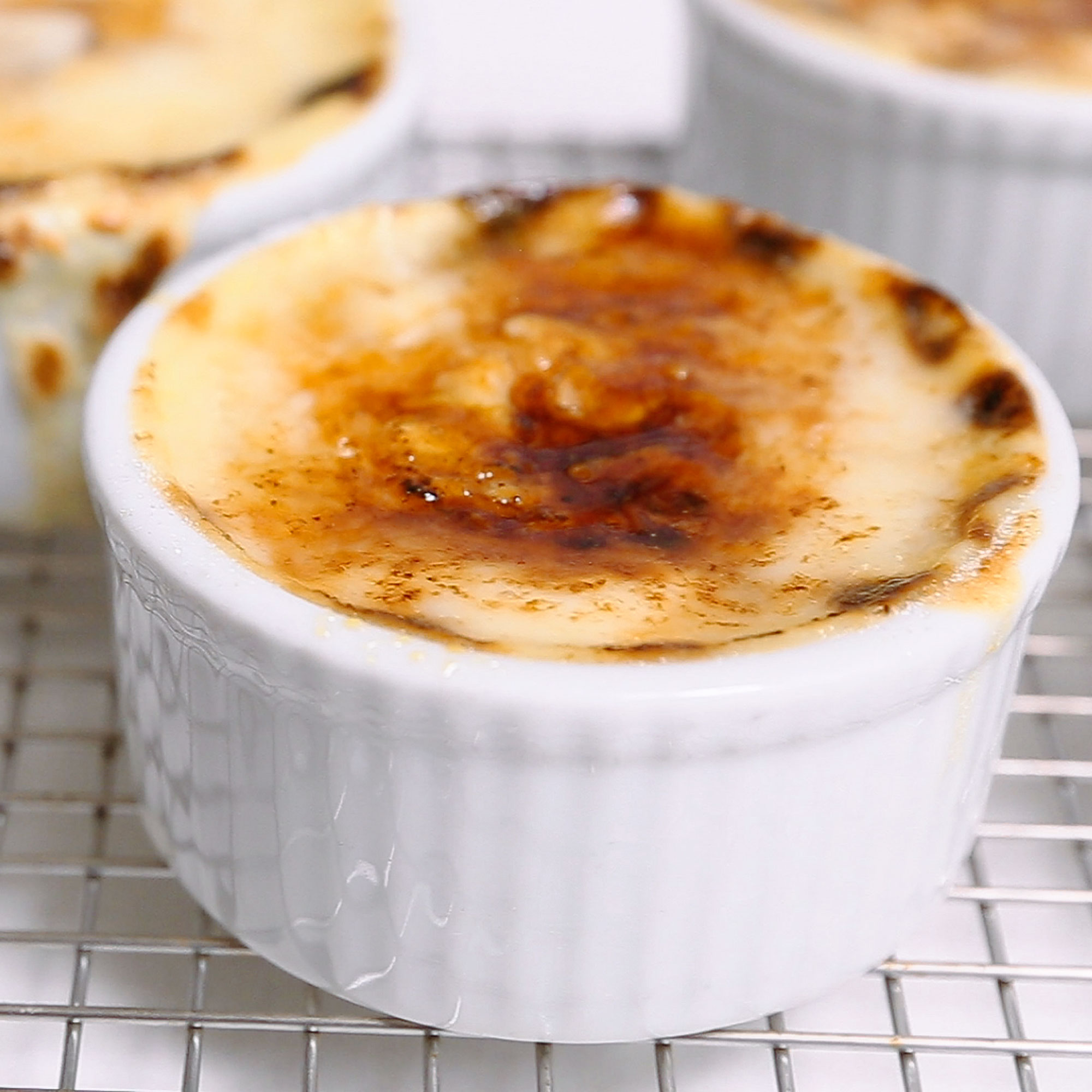 How to Make Rice Pudding Brûlée with Leftover Take-out Rice