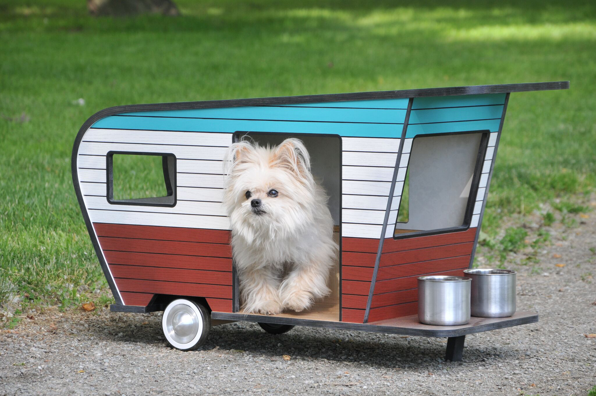 16 Fun & Functional Doghouses