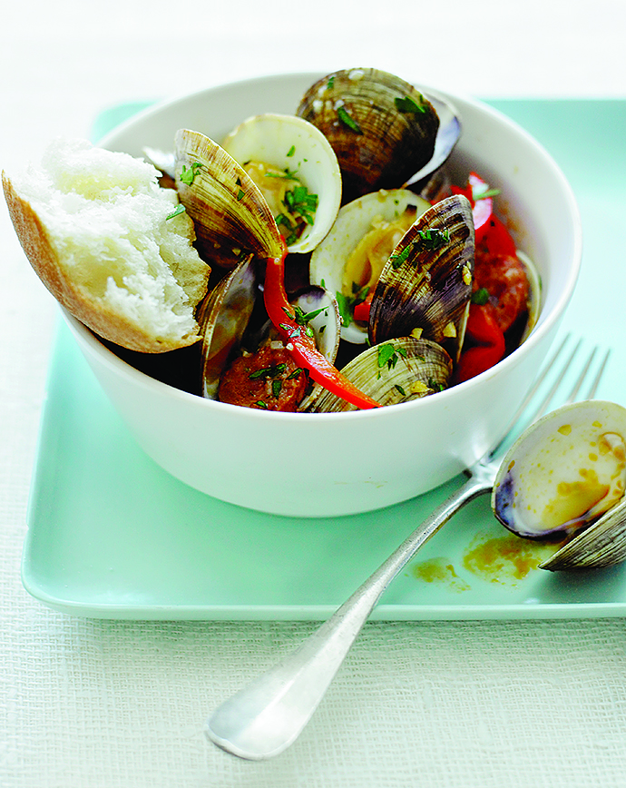 7 Ways with Farmed Clams