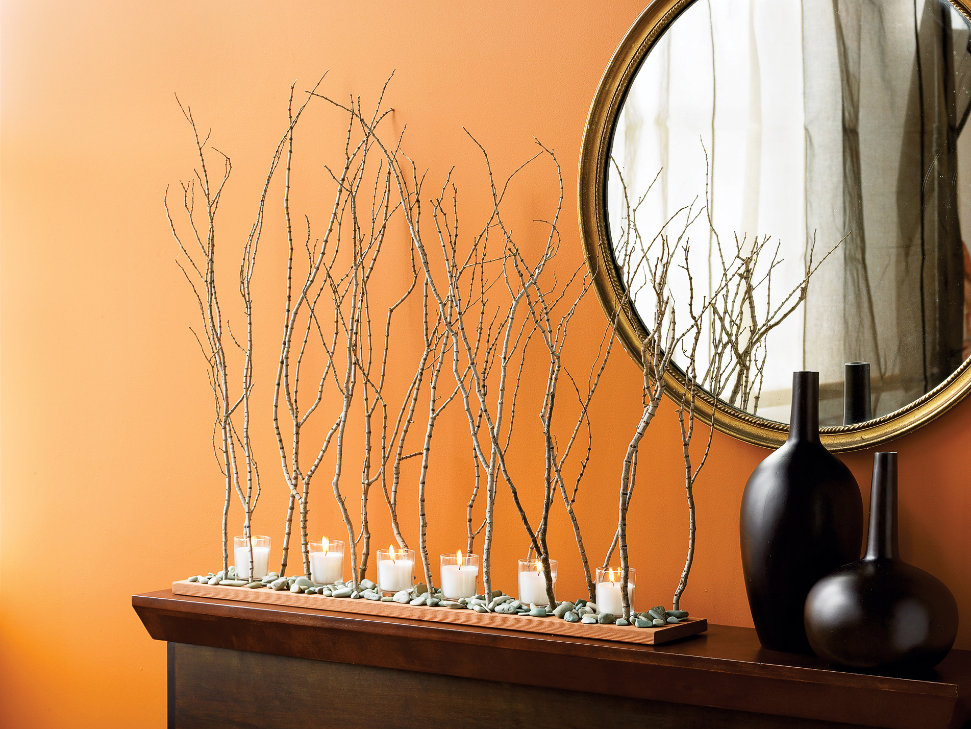 Make Mini Forests for Your Table