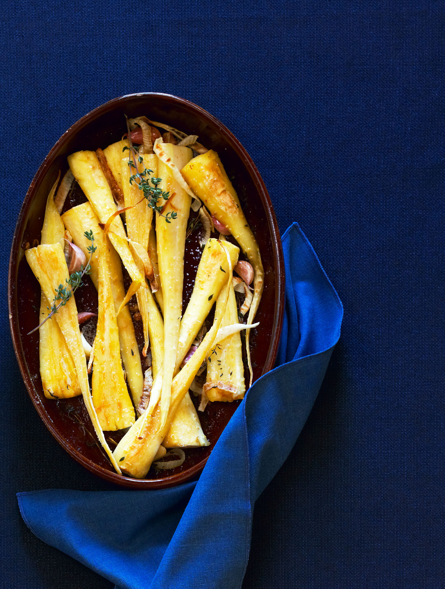 21 Ways with Root Vegetables