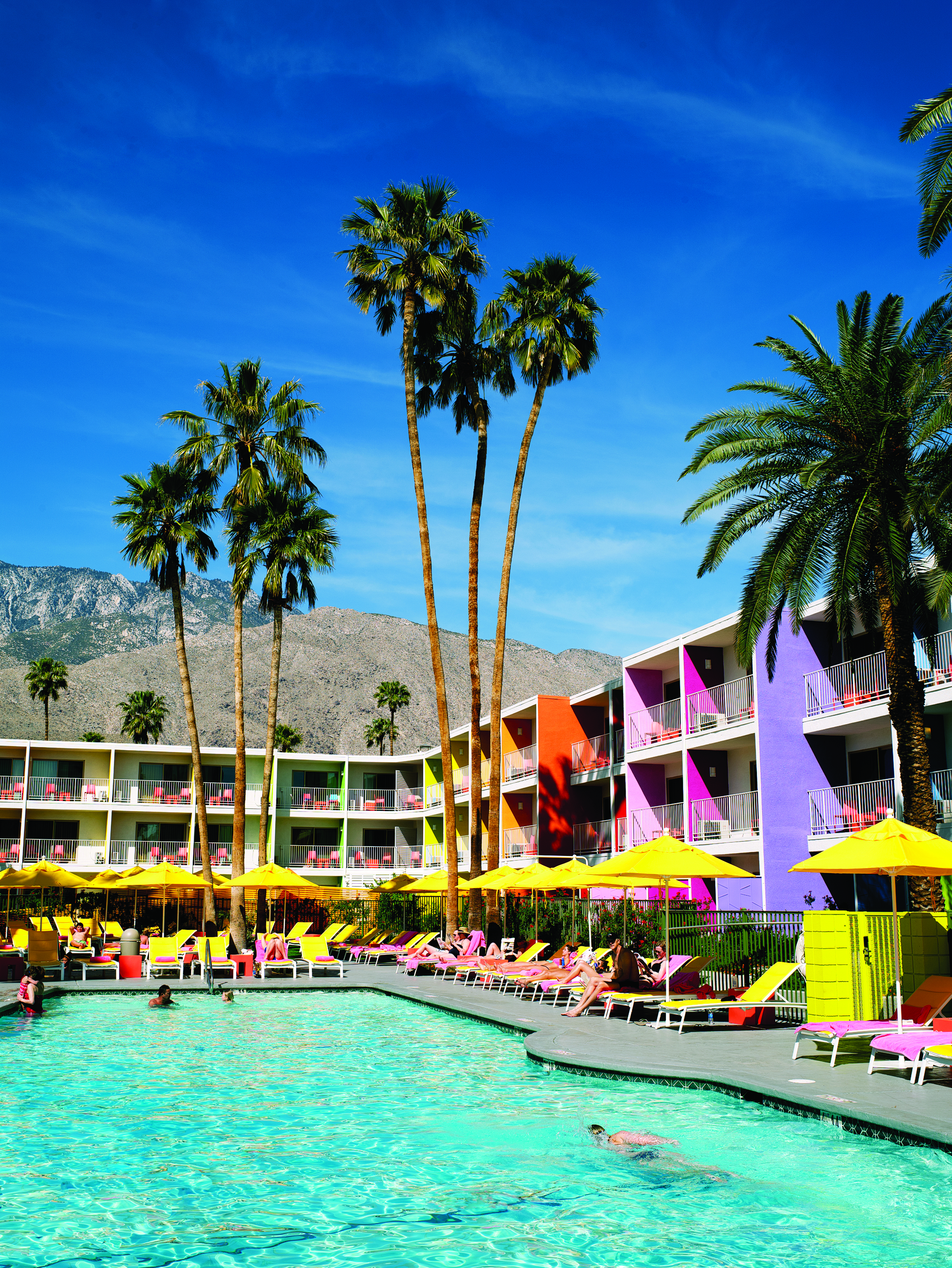 Perfect Palm Springs Summer Escape
