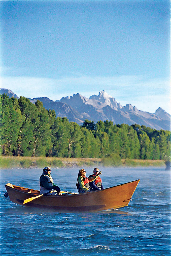 Plan Your Grand Teton Activities