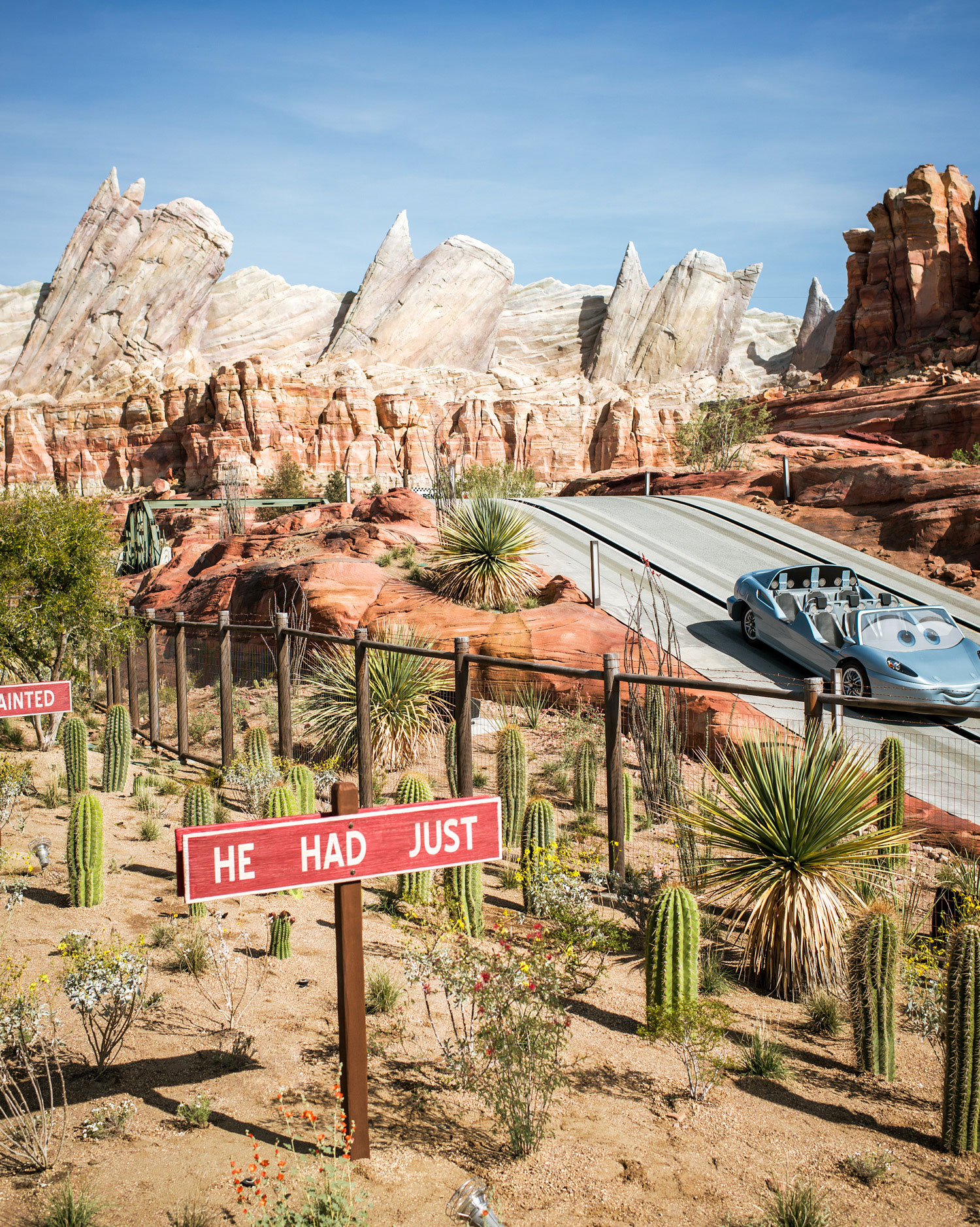 One Perfect Day in Disney's Cars Land