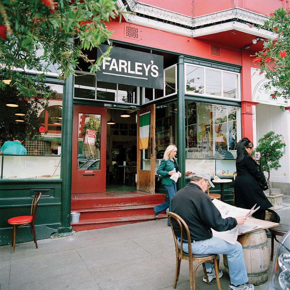 Explore San Francisco's Potrero Hill