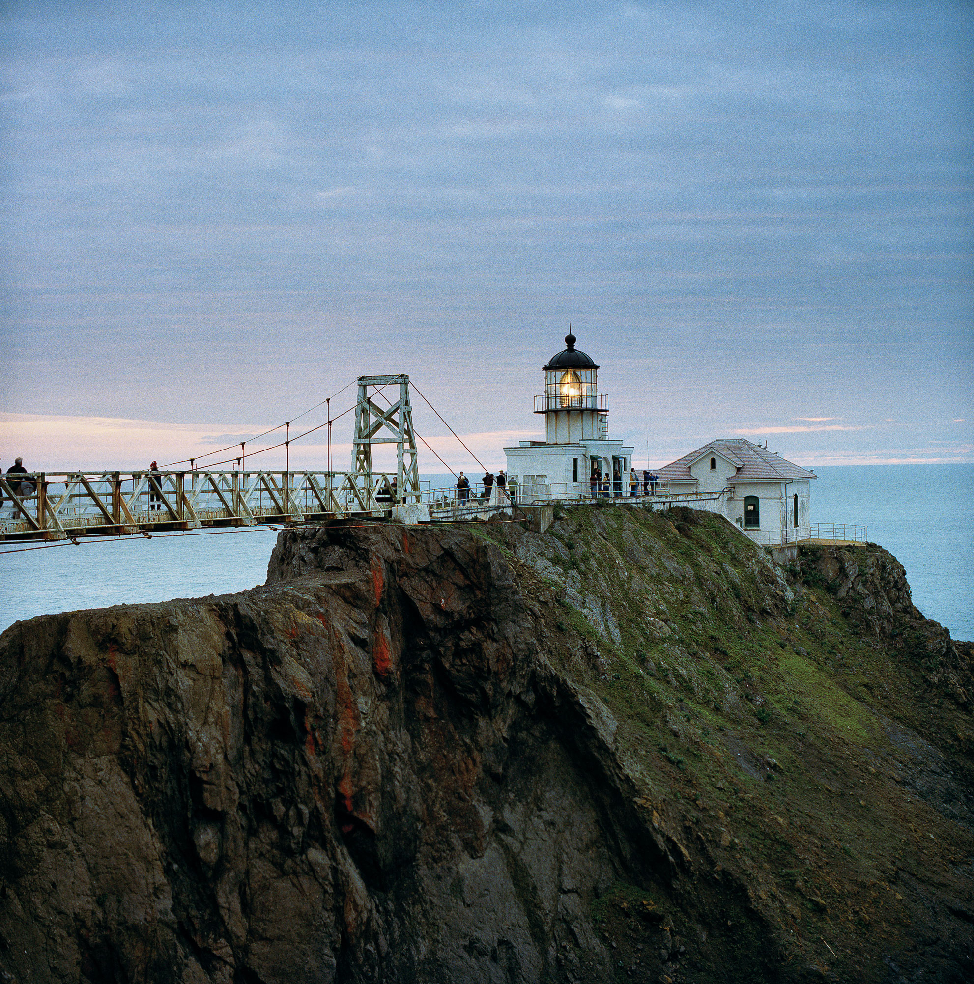 Experience Point Bonita Lighthouse After Dark