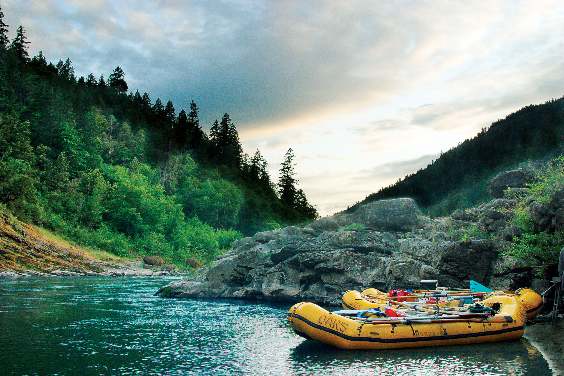The West's Most Unique Rafting Trips