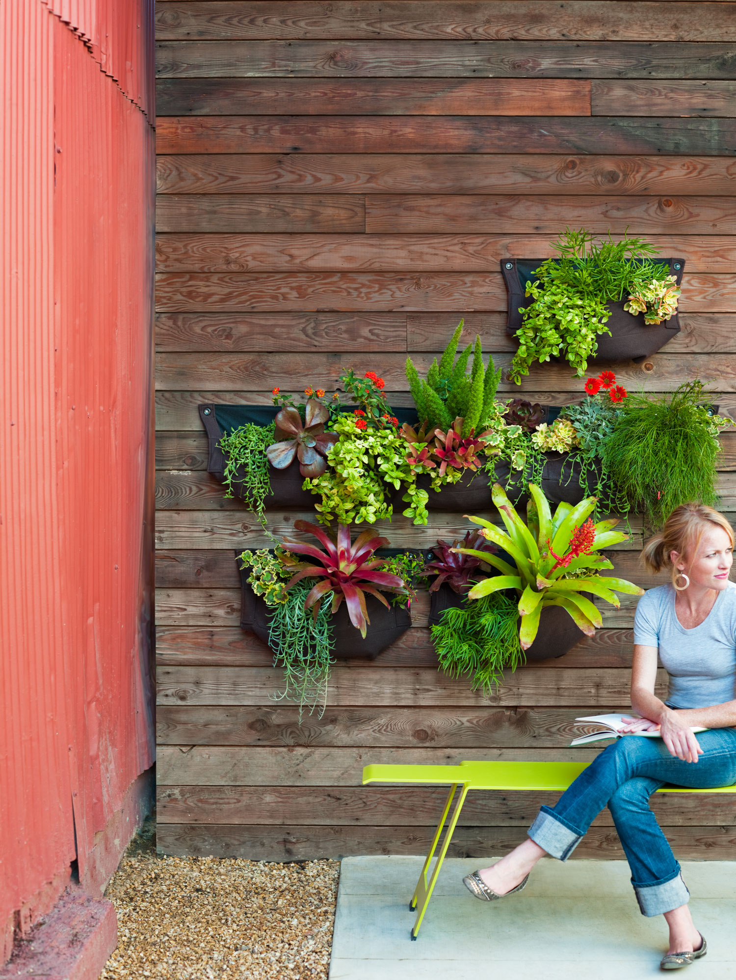 How to garden in small and unusual spaces