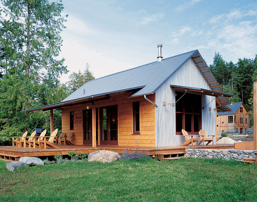 Bunkhouse ranch cabin