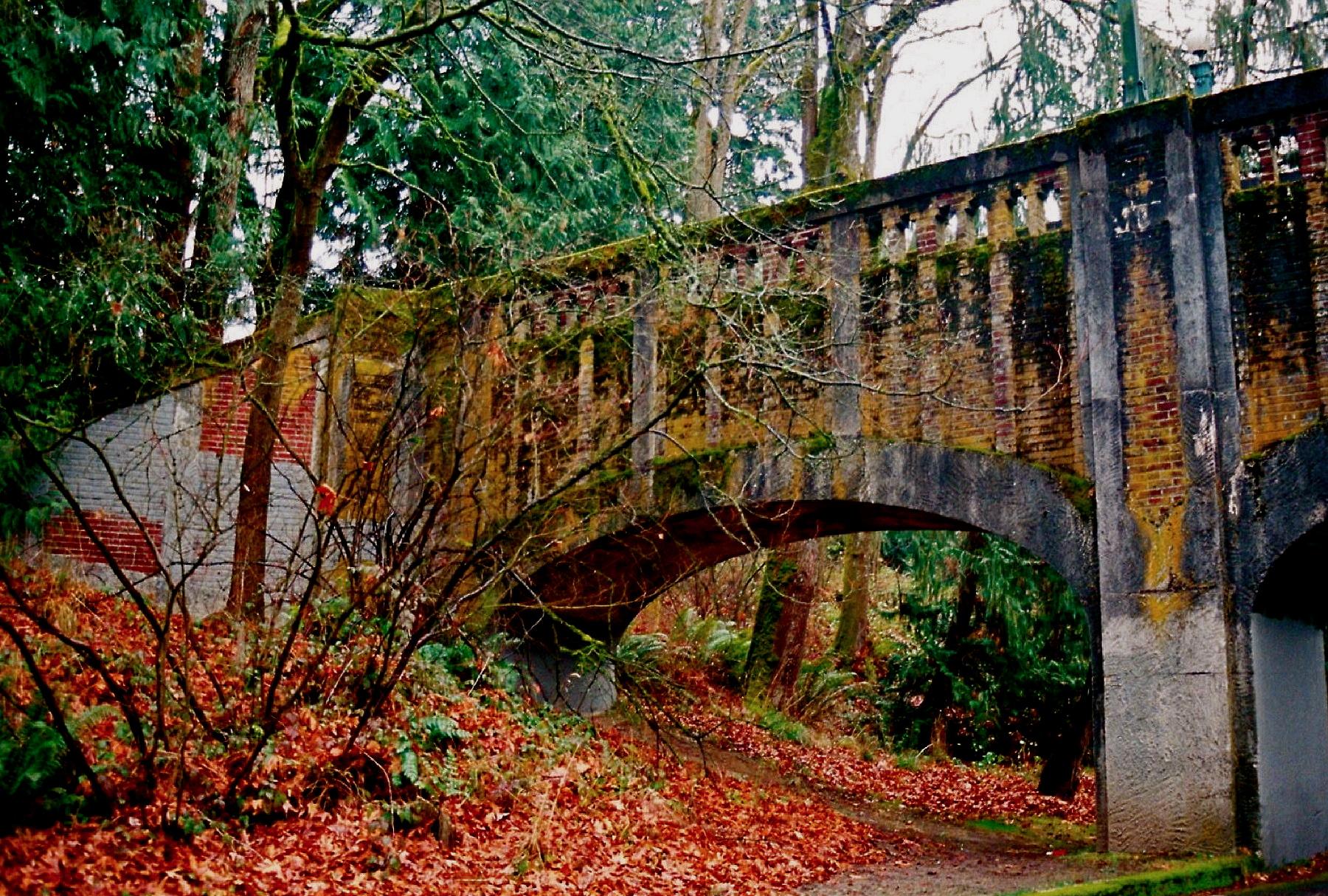 Washington Park Arboretum Sunset Magazine