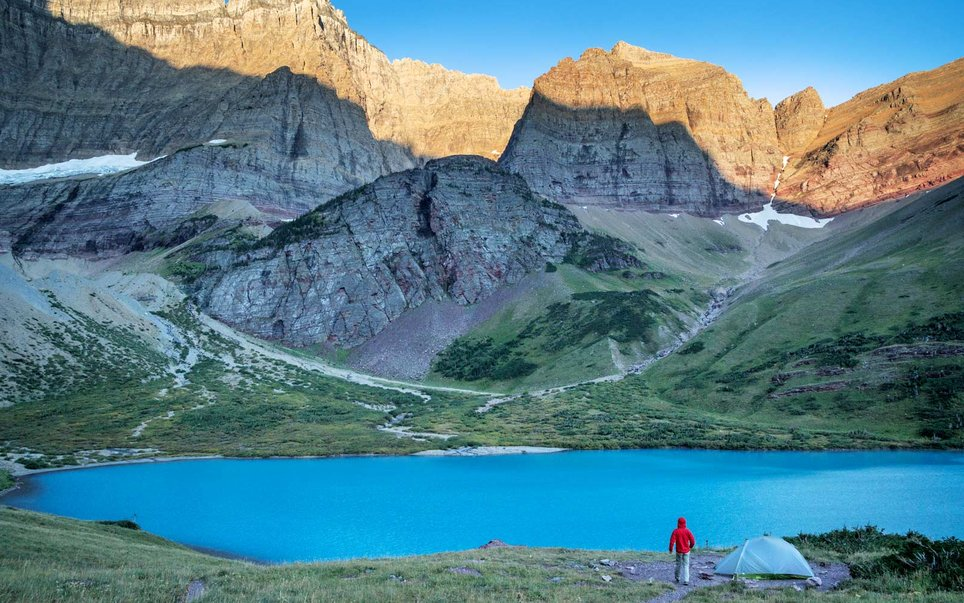 Our Favorite Glacier Campgrounds