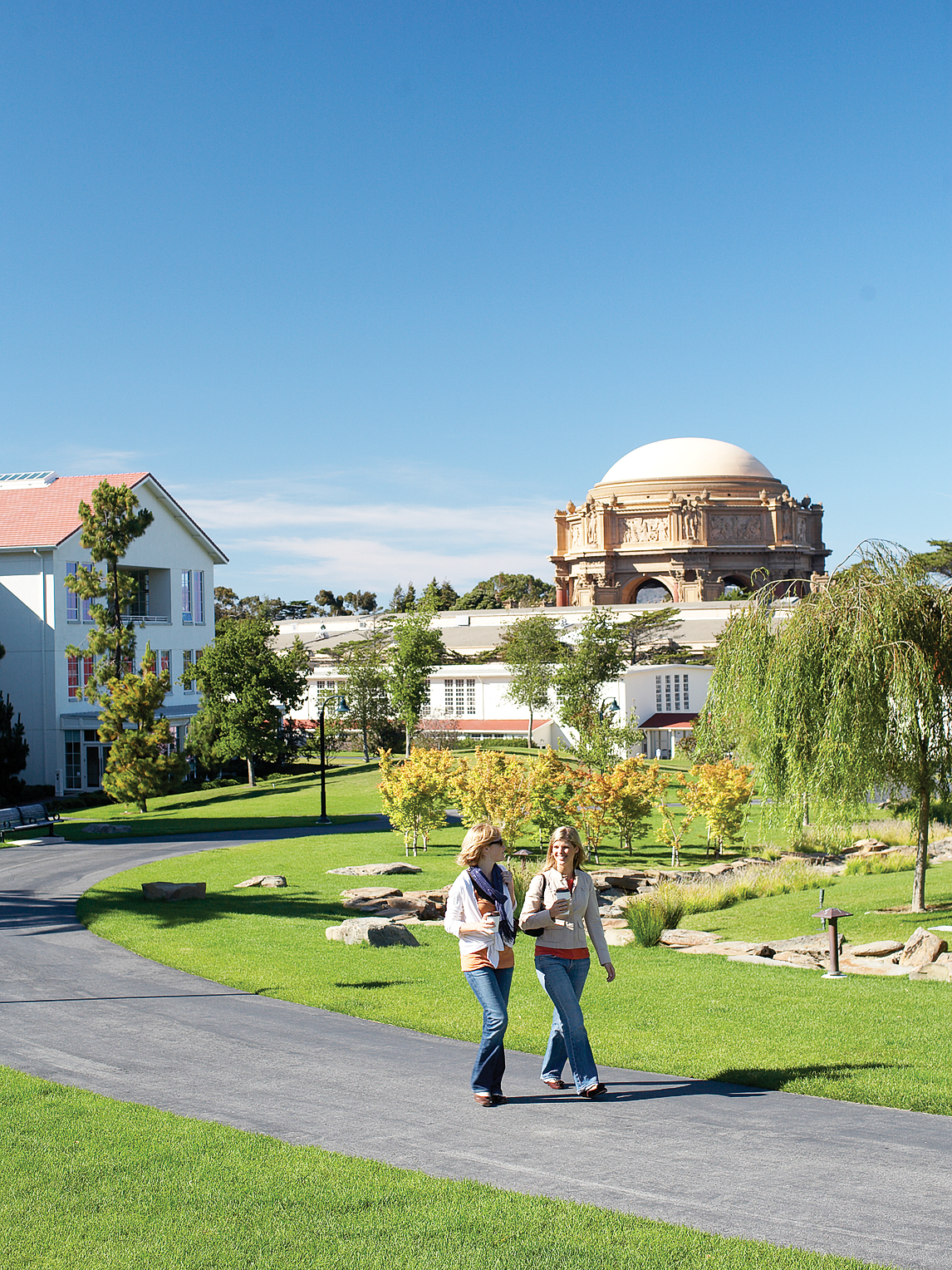Rediscover the Presidio of San Francisco