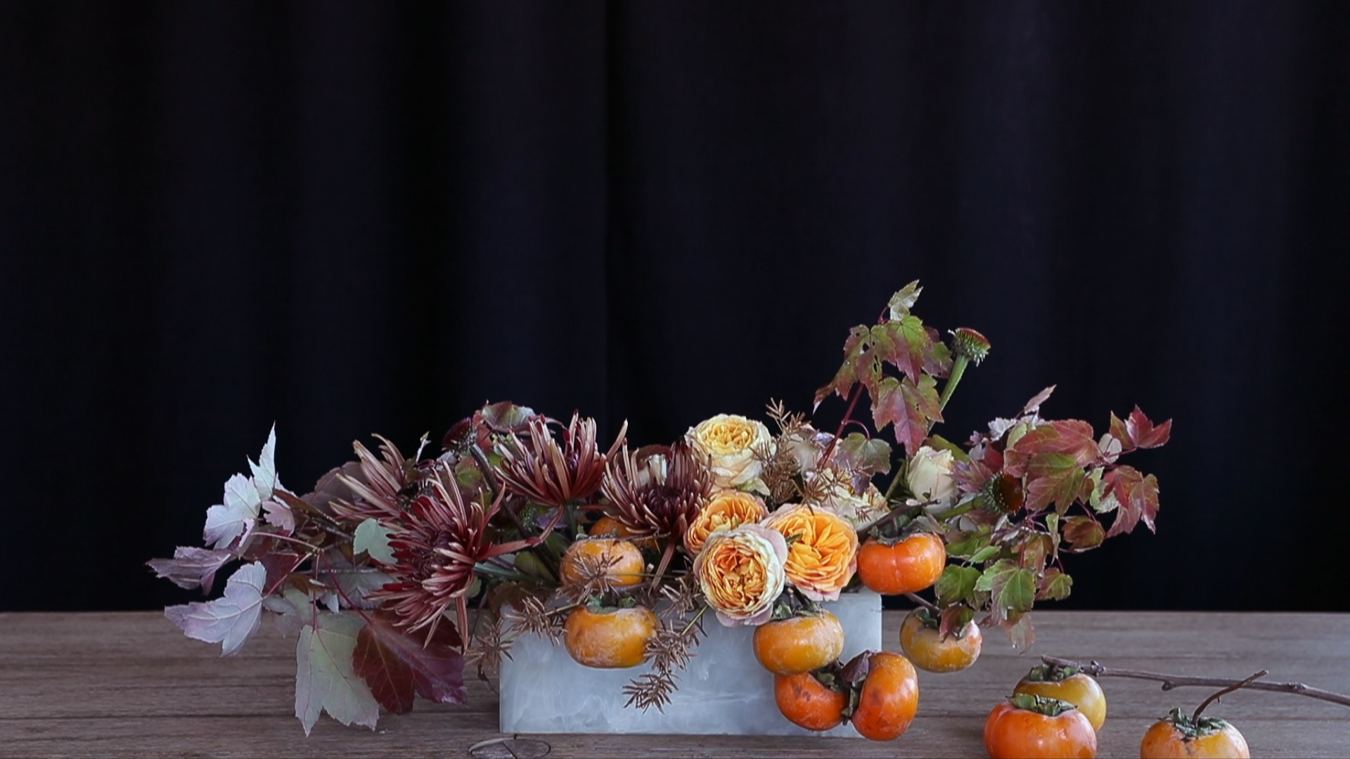 How to Arrange the Ultimate Fall Centerpiece