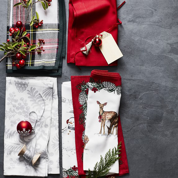 10 Ideas for Setting a Stunning Holiday Table