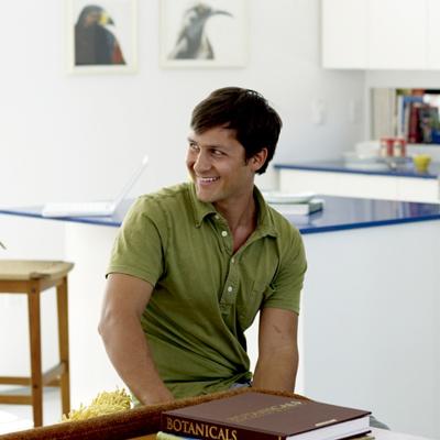Aaron Jones, Designer/Fabricator