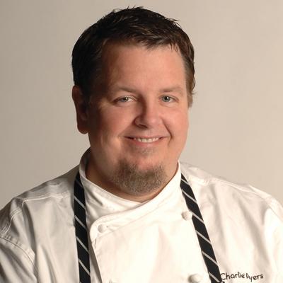 Charlie Ayers,Chef/Owner of Calafia Café & Market A-Go-Go, Culinary Consultant, Cookbook Author
