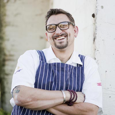 Chris Cosentino, Executive Chef, Incanto, Co-creator, Boccalone Salumeria