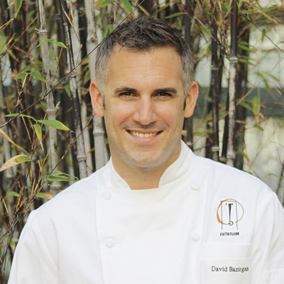 David Bazirgan, Executive Chef, Fifth Floor Restaurant