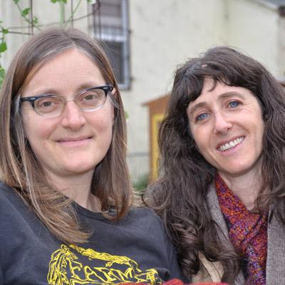 Novella Carpenter and Willow Rosenthal