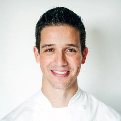 Yigit Pura, Chef/Owner, Tout Sweet Pâtisserie