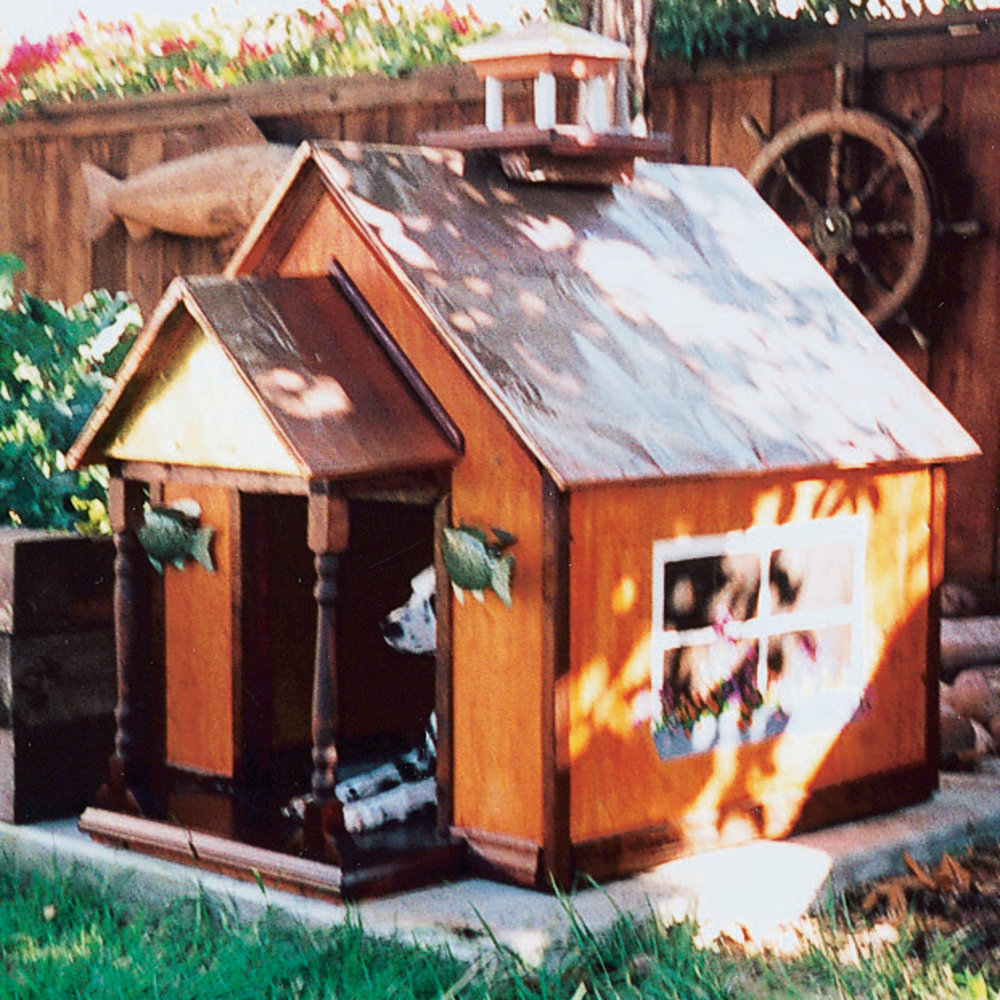 16 Fun Amp Functional Doghouses Sunset Magazine