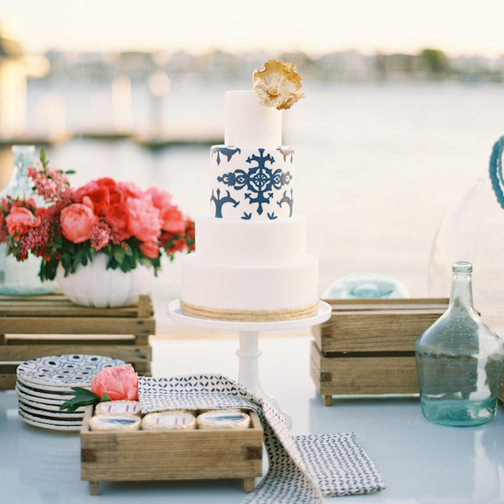 12 Beautiful Ideas For A Beach-Theme Wedding