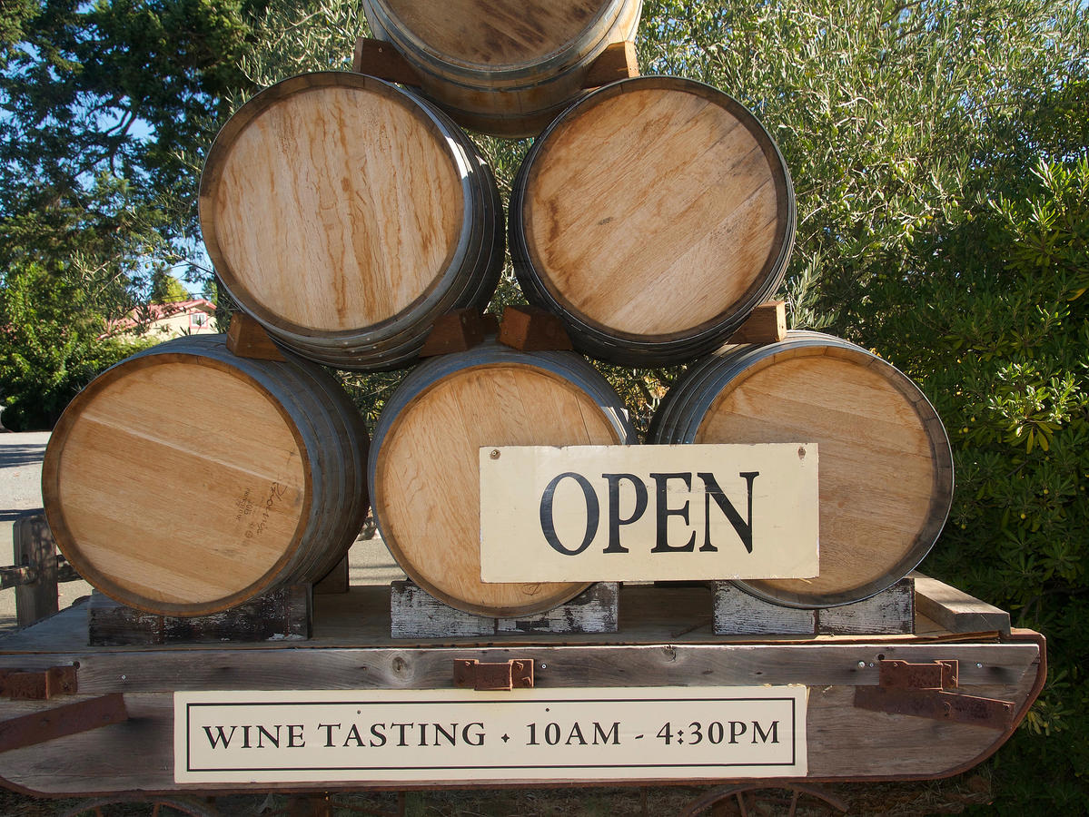 Tasting Rooms in Sonoma County Are Open for Business
