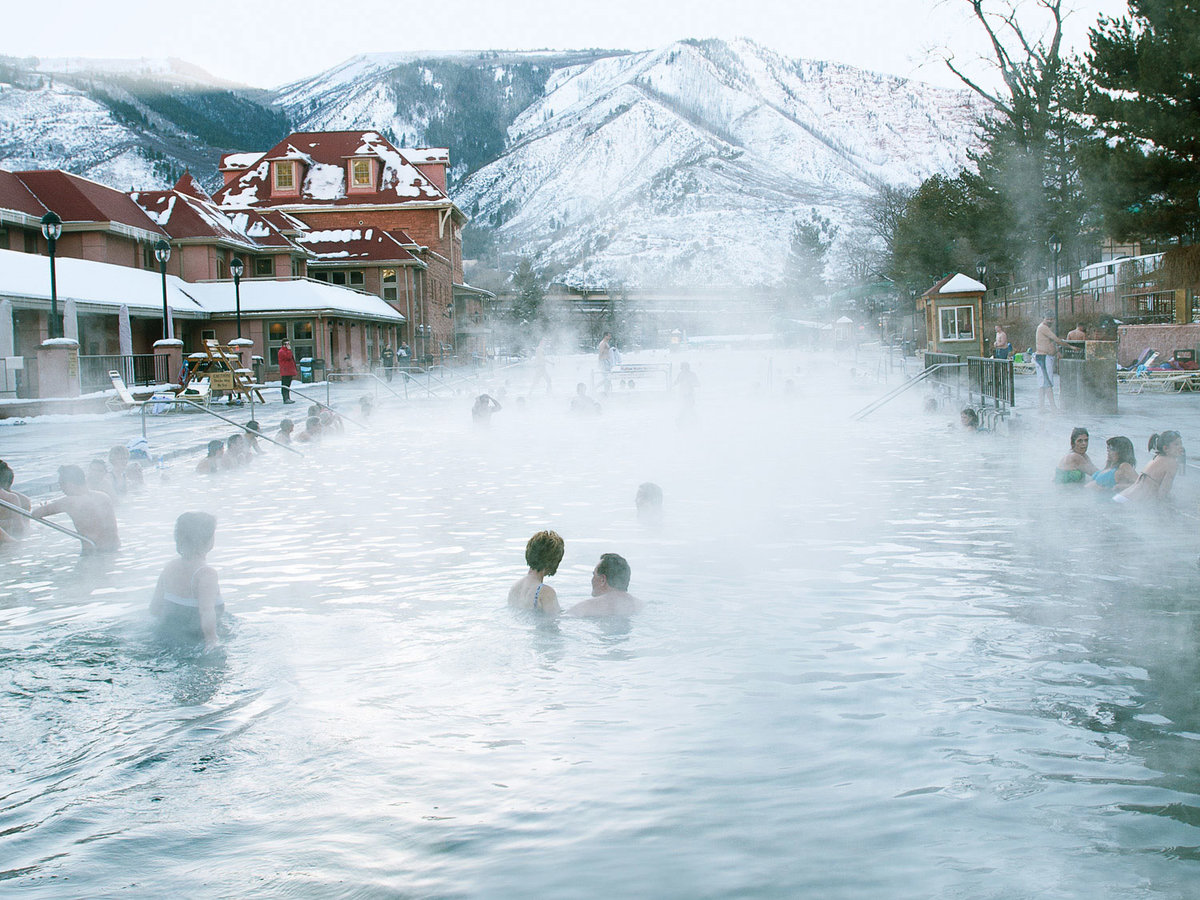 Your Winter Guide to Glenwood Springs, Colorado