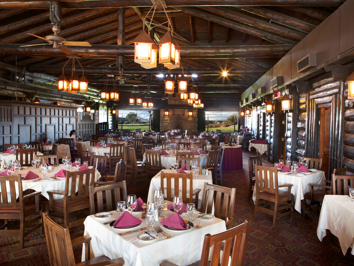 Grand Canyon Restaurants