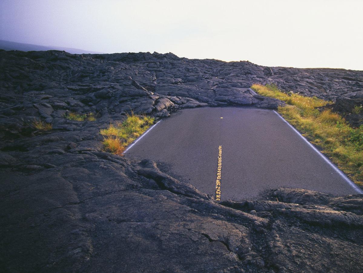 Hawaii Volcanic Island Chain