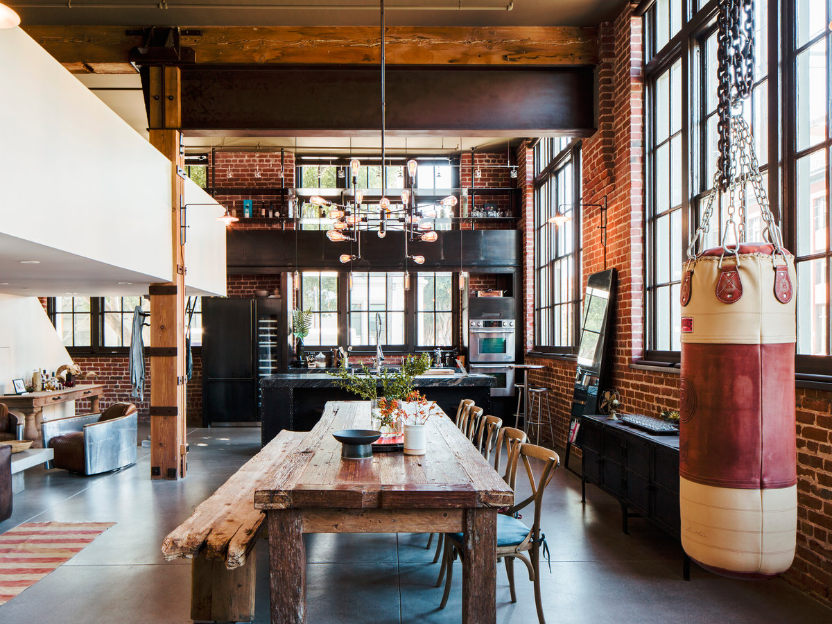 How to Design the Ultimate Loft Kitchen