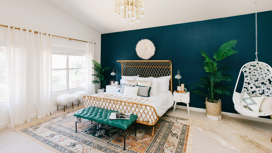 How to Design a Desert Glam Bedroom