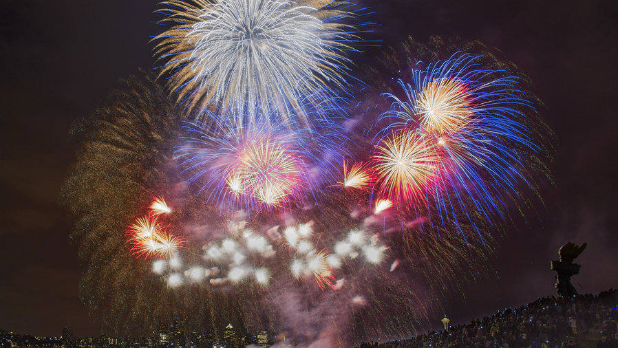 7 Best Places to See Fourth of July Fireworks