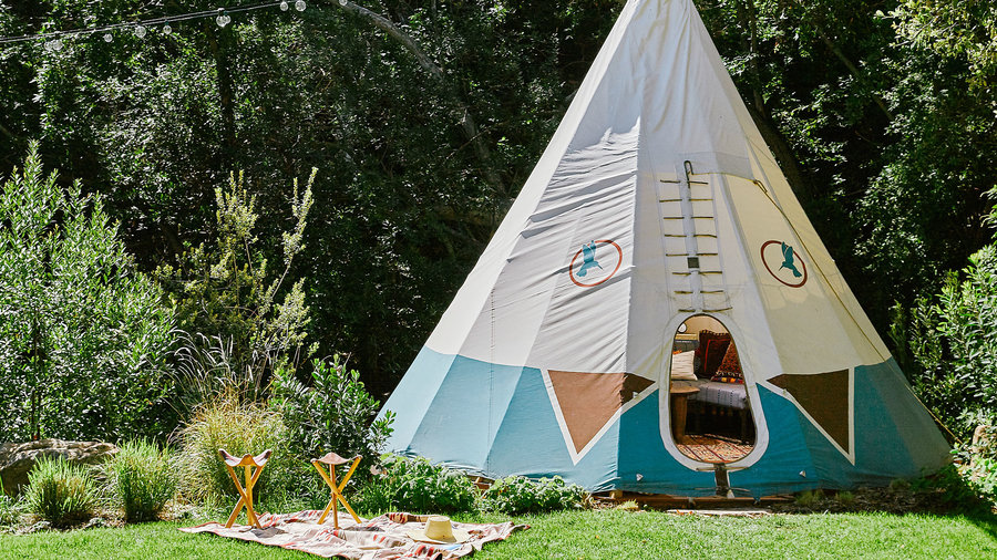 Tipi for All Ages