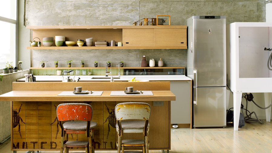 Kitchen Island With Cooktop Cutout