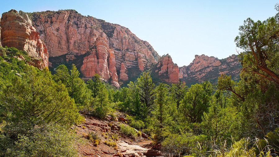 Dry Creek Trail #52, Sedona, AZ
