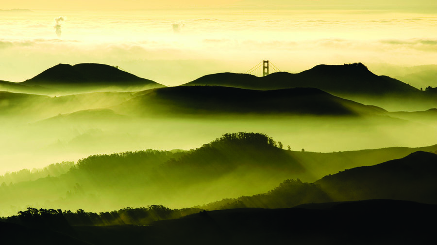 Mt. Tamalpais, Mill Valley, CA