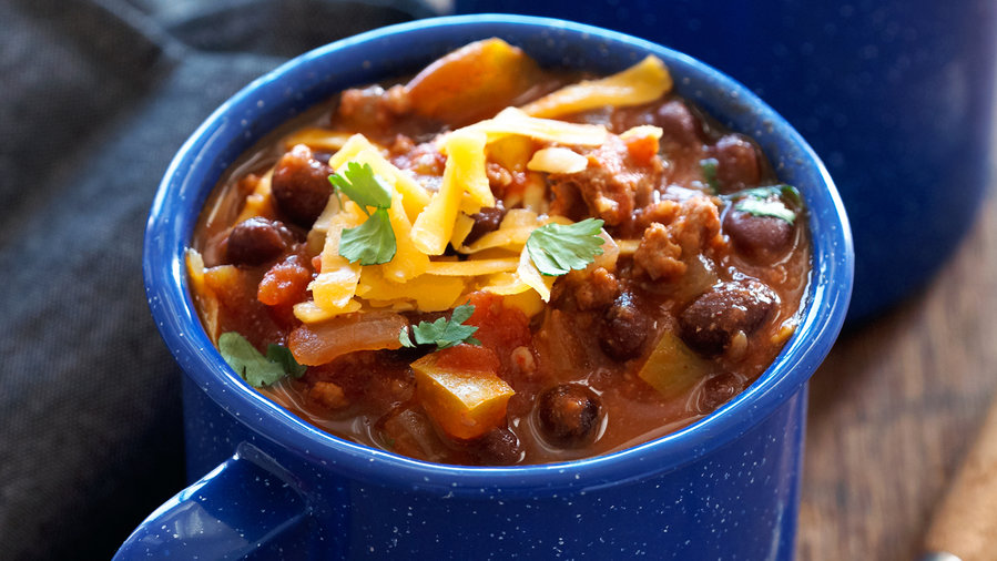 Turkey Black Bean Chili