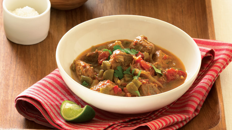 Green Chile Pork Stew (Chile Verde)