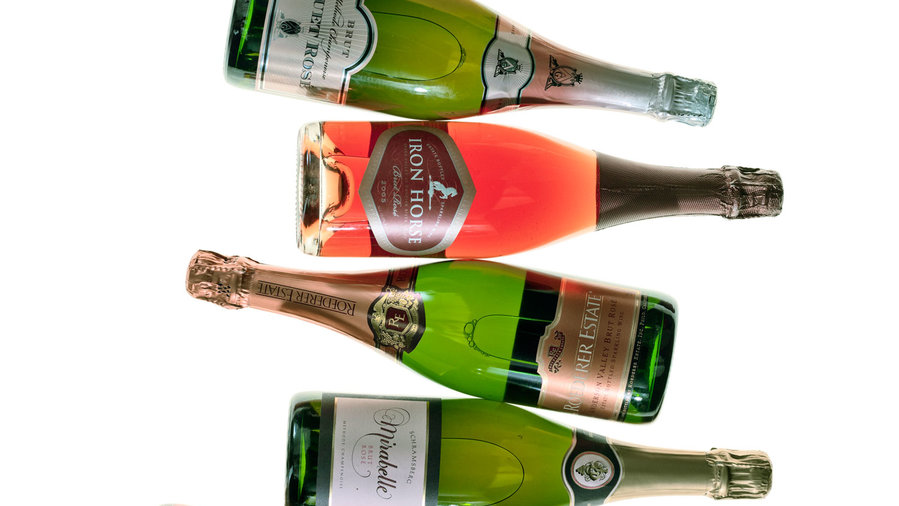 Perfect Sparkling Rosé Pairings