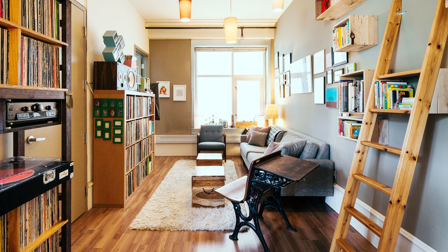 Small spaces, big smarts