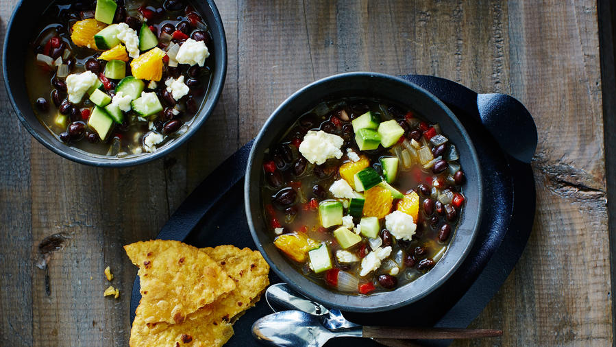 11 Hearty & Healthy Soups