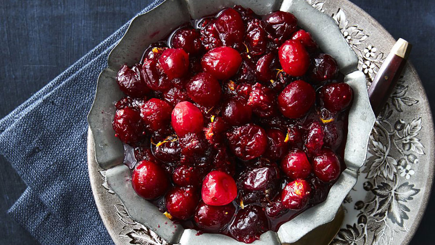 12 Cranberry Sauces & Fall Condiments for Thanksgiving