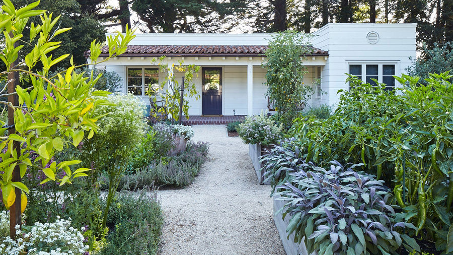 10 Outstanding Front-Yard Edible Gardens