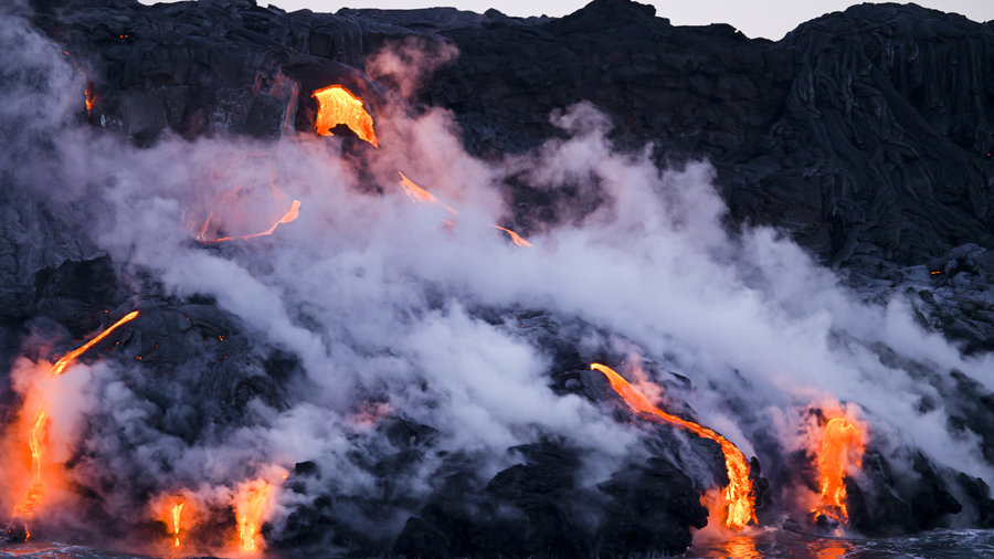 Top Wow Spots of Hawai'i Volcanoes