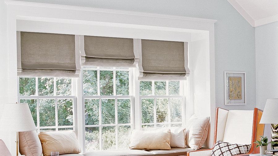 Modern Valences For Dining Room Windows